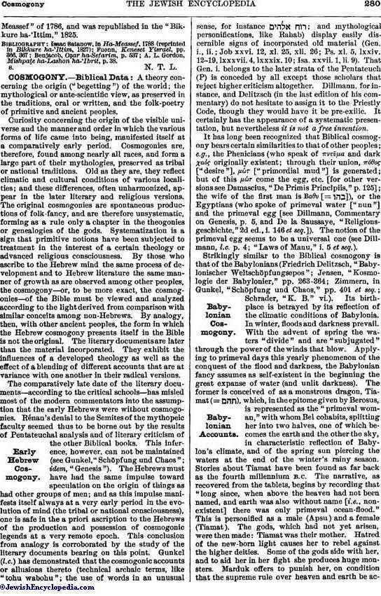 cosmogony com v 4 p 280